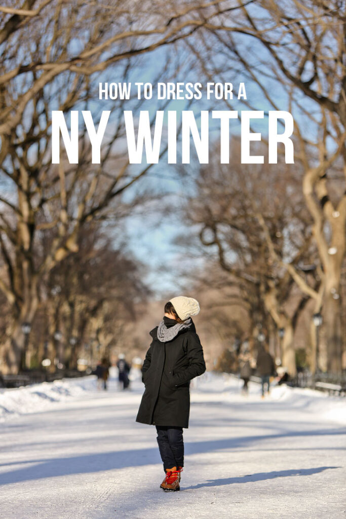 How to Dress for New York Winter Weather + Tips on How to Stay Warm Outside and at Home - Outfits for New York in Winter // localadventurer.com