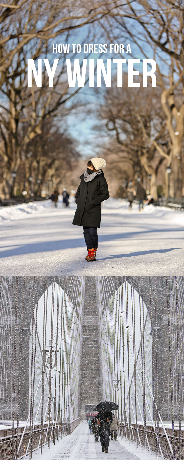 2ba1ee7da How to Dress for New York Winter Weather + Tips on How to Stay Warm Outside