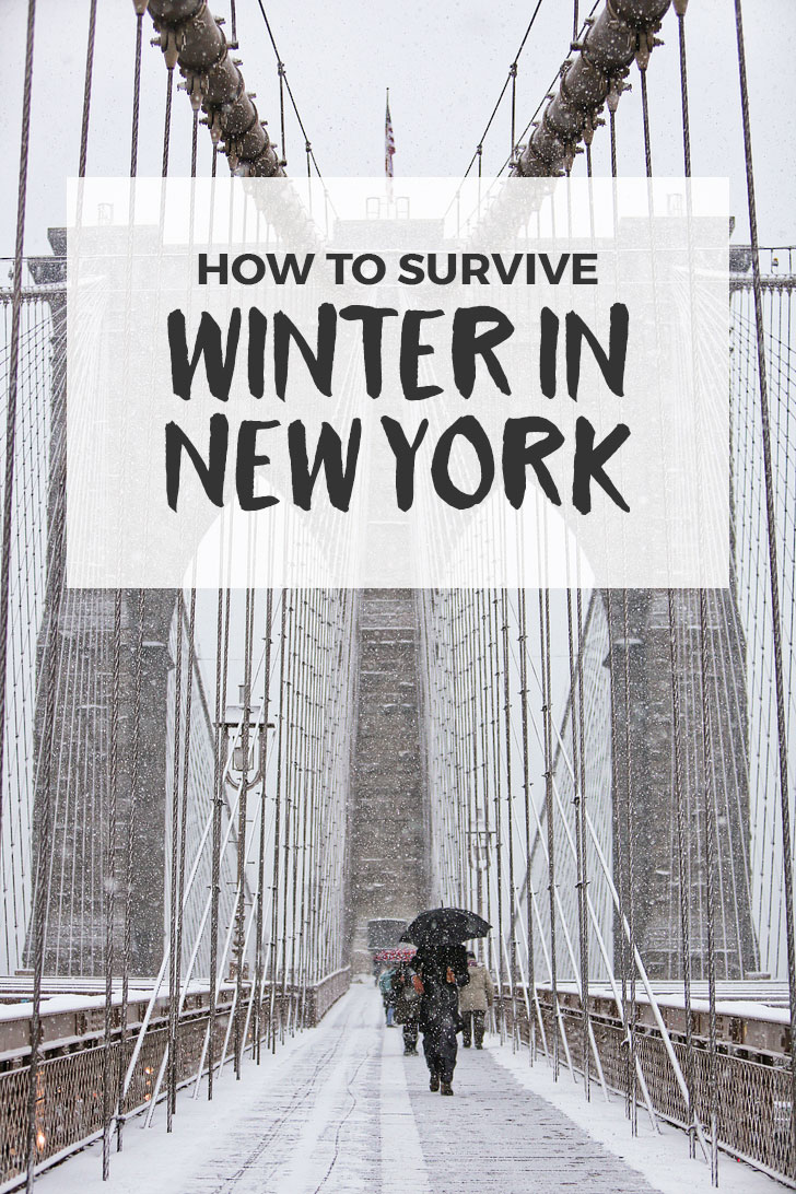 3be3f3887 How to Survive New York Winter Weather + Tips on Keeping Warm Inside and  Outside