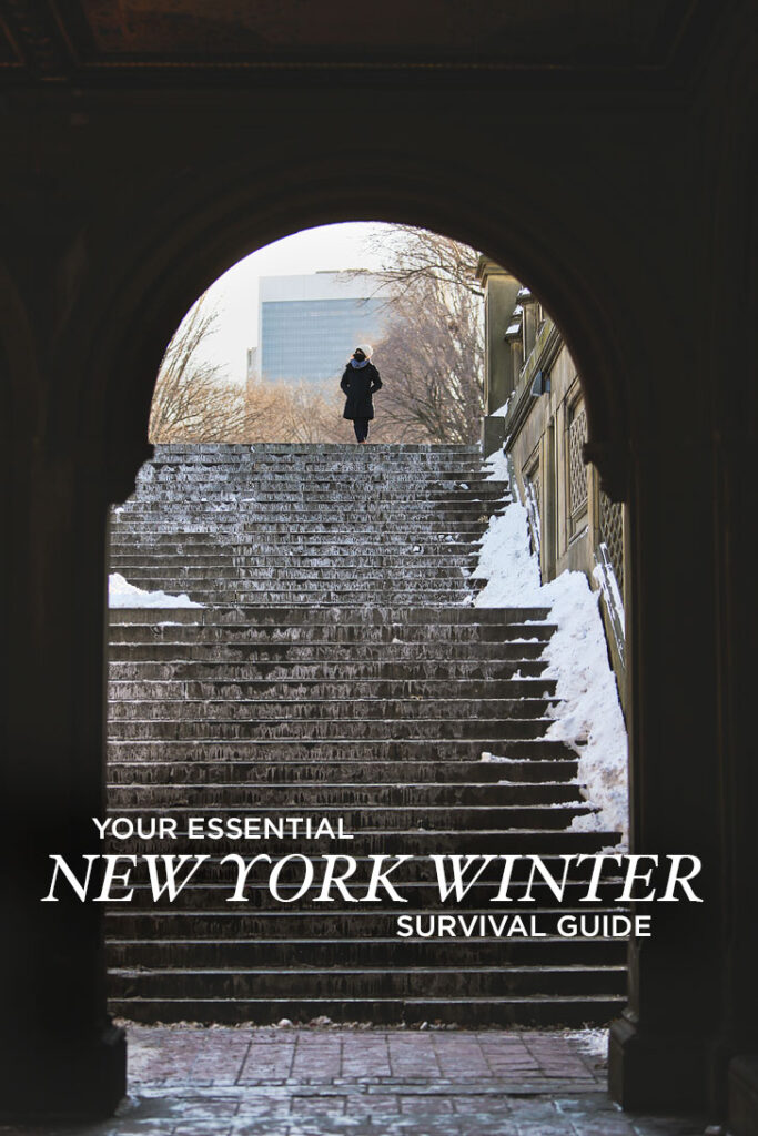 How to Survive Winter in New York City + What to Wear in New York in December / localadventurer.com