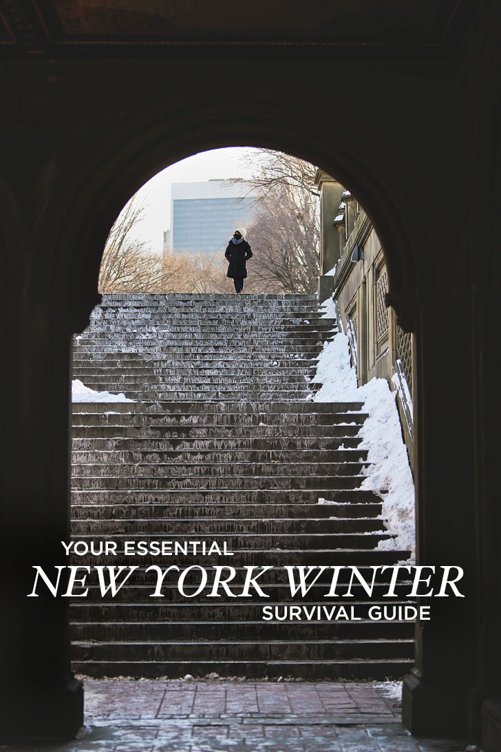 e853f4fbc How to Survive Winter in New York - Your Essential Guide on What to Wear and