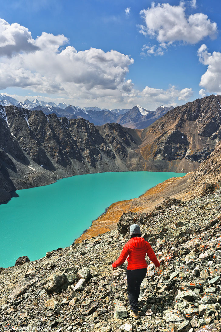 Your Complete Guide to Hiking Alakul Lake in Kyrgyzstan // localadventurer.com