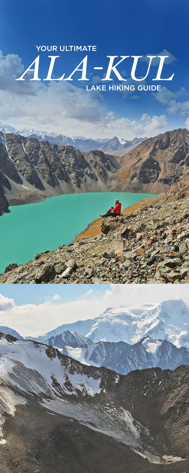 Trekking Kyrgyzstan - Your Complete Guide to the Lake Ala-Kul Hike // localadventurer.com