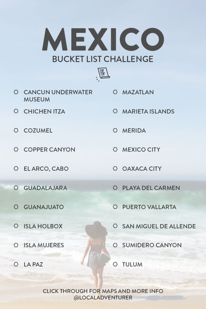 Your Essential Mexico Bucket List