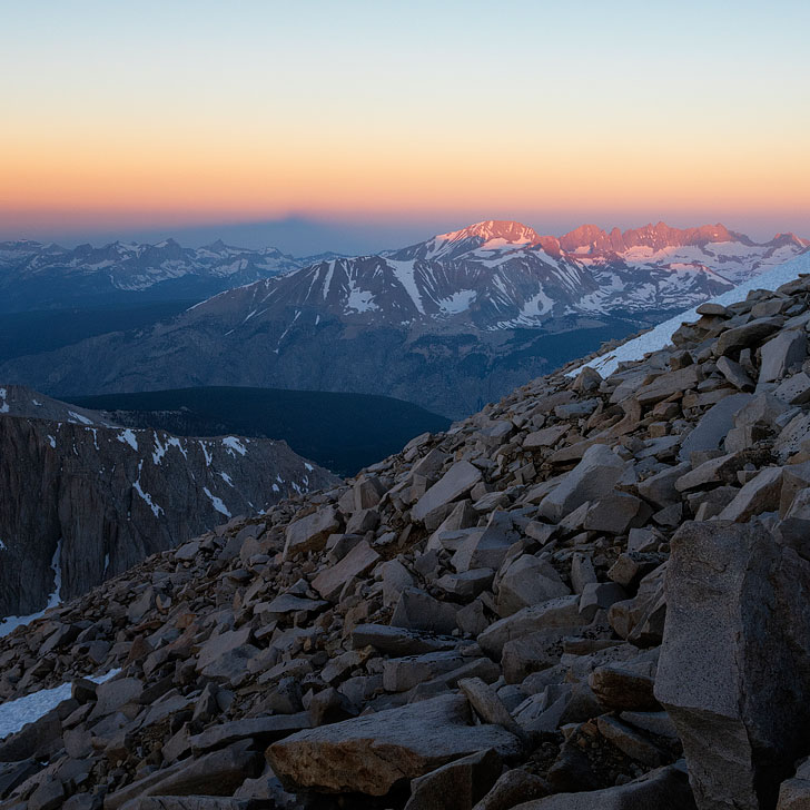 Mt Whitney - 11 Most Difficult Backcountry Permits to get in the US (photo: trailkrum) // Local Adventurer