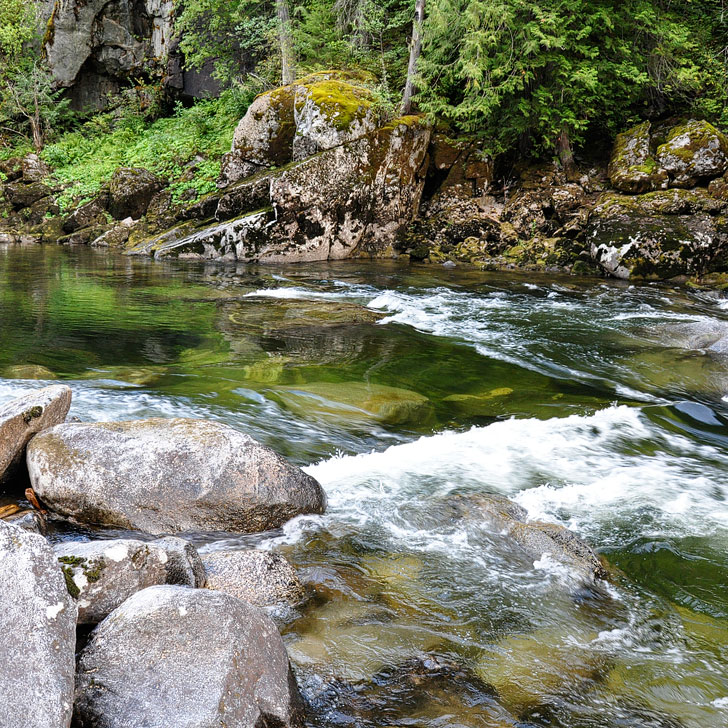 Selway River Raftin Permits + 11 Hardest Adventure Permits to Obtain in the US (photo: Aaron of Idaho Fish and Game) // Local Adventurer
