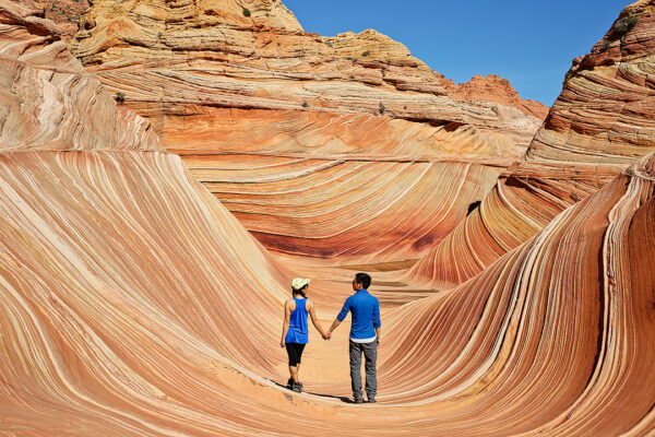 The Wave Permits + 11 Hardest Hiking Permits to Get in the US