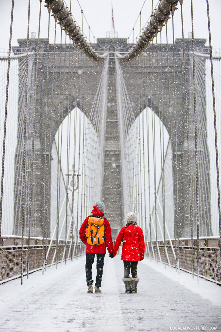 What to Pack for a New York Winter // localadventurer.com