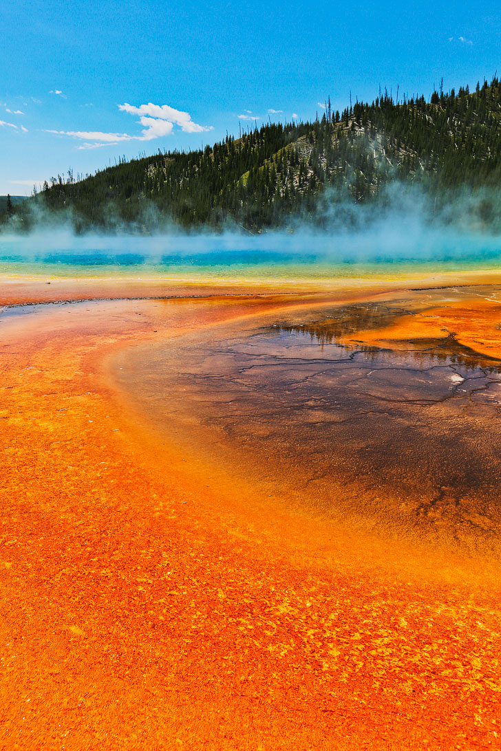 Grand Prismatic Spring, Midway Geyser Basin + Your Ultimate Guide to Yellowstone National Park - Best Day Hikes and Can't-Miss Sights // Local Adventurer