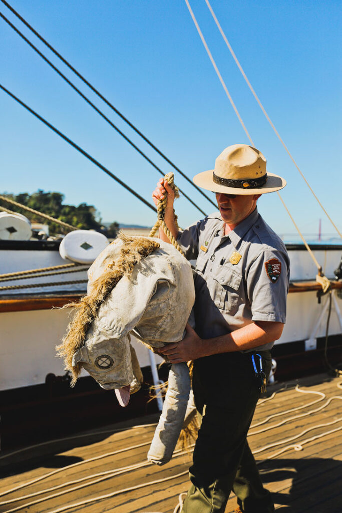 San Francisco Maritime National Historical Park + The Ultimate San Francisco Bucket List // Local Adventurer