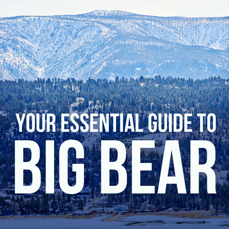 Your Essential Big Bear Lake Guide - 7 Things to Do in Big Bear + Tips for Your Visit // localadventurer.com