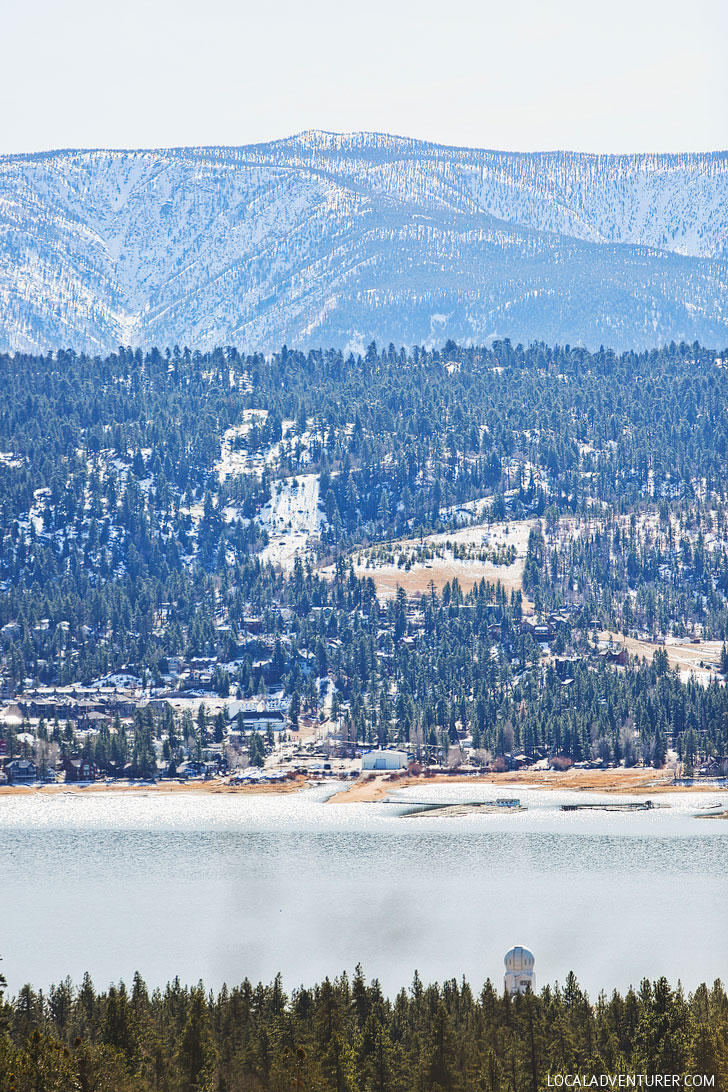 Big Bear Things to Do - Best Activities in Winter and Summer // Local Adventurer
