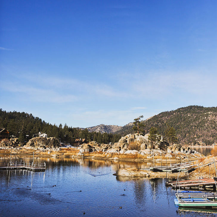 Boulder Bay Park Big Bear Lake, California // Local Adventurer