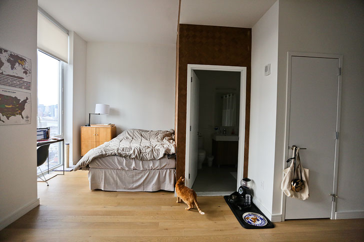 First Look of Our New Studio Apartment in NYC » Local Adventurer