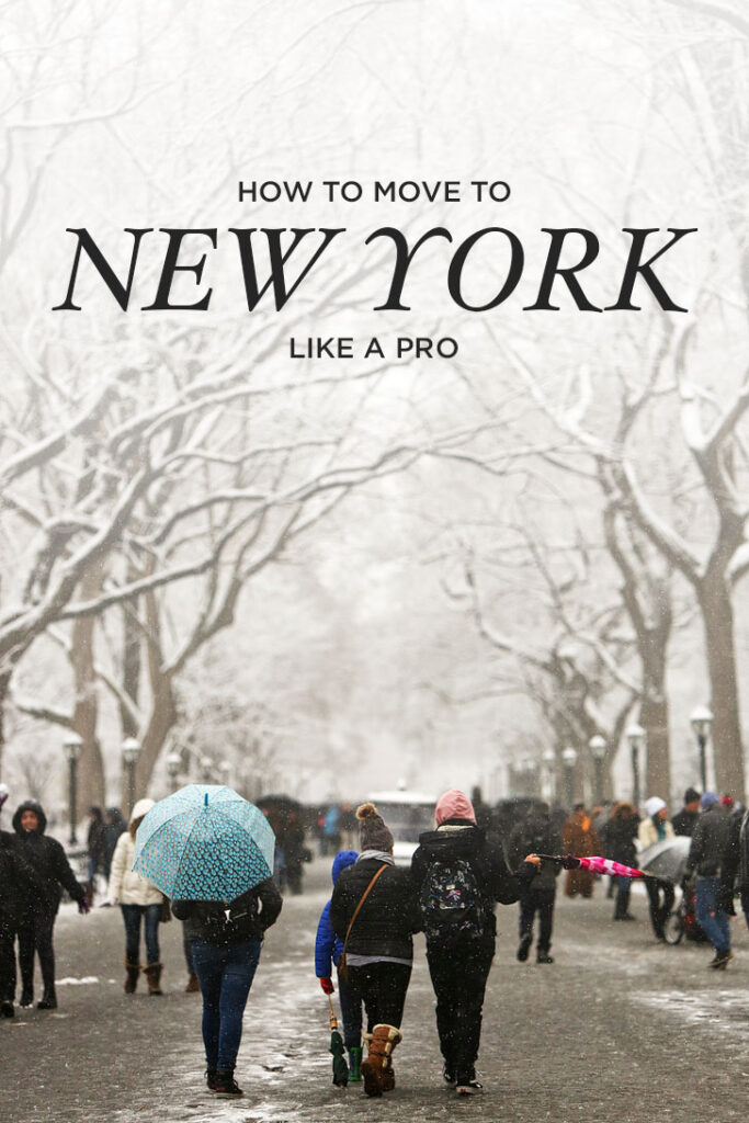 How to Move to New York - Tips from New Yorkers // Local Adventurer