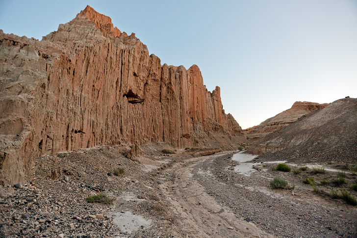 Miller Point Trail, Cathedral Gorge State Park, Nevada Attractions // localadventurer.com