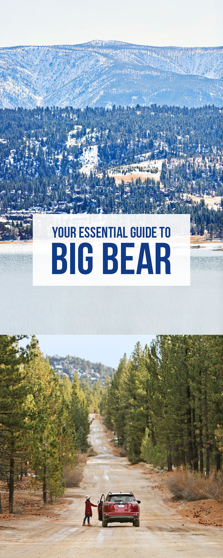 Your Essential Guide to Big Bear - 7 Best Things to Do in Big Bear Lake CA // Local Adventurer