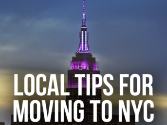 Local Tips for Moving to NYC // Local Adventurer