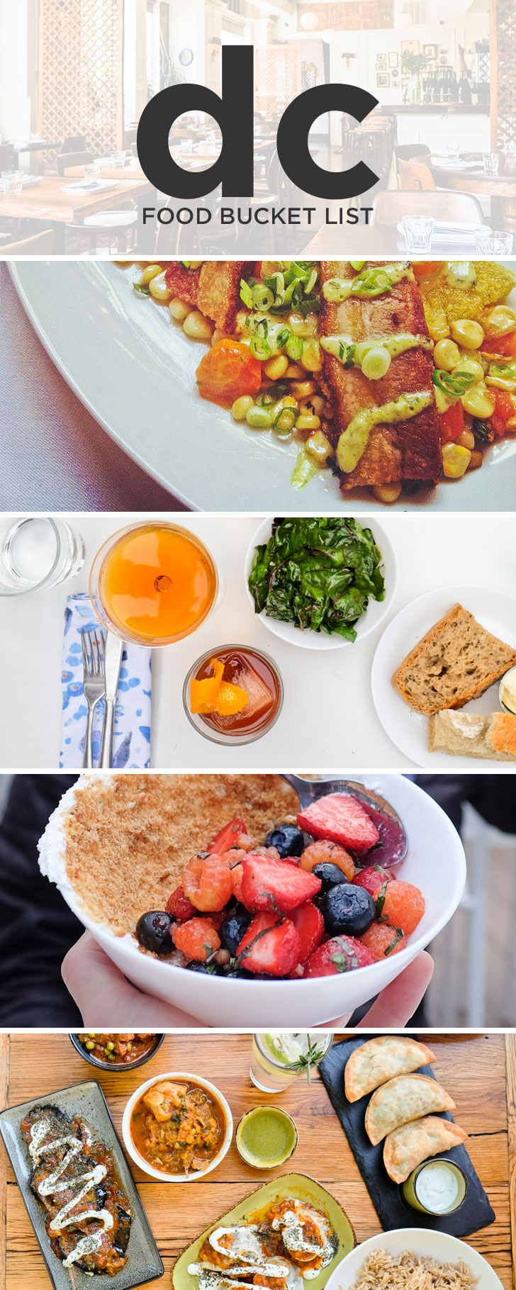 49 Best Laneya Grace Images On Pinterest: 49 Best Places To Eat In Washington DC » Local Adventurer