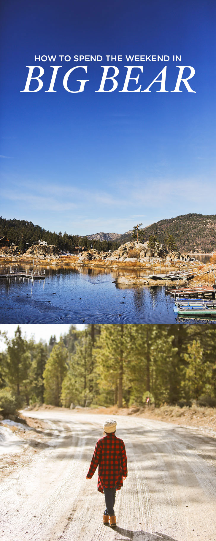 What to Do in Big Bear Lake + Tips for Your Visit // Local Adventurer