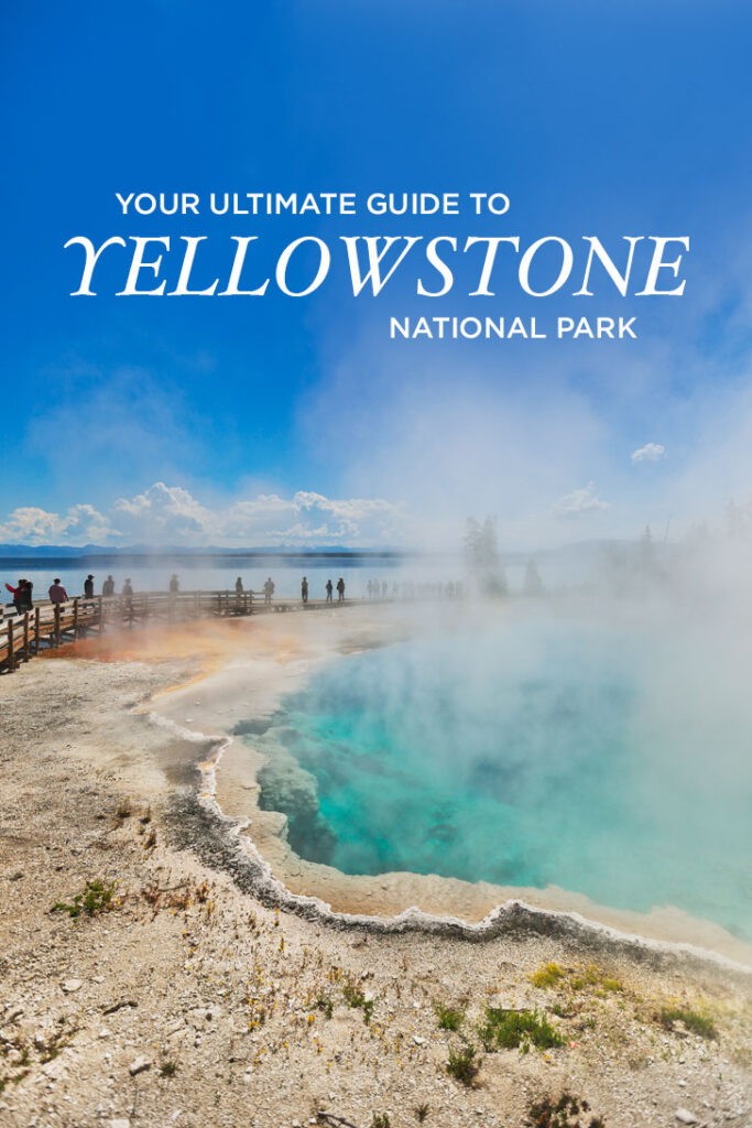 What to Do in Yellowstone National Park + Tips for Your Visit // Local Adventurer