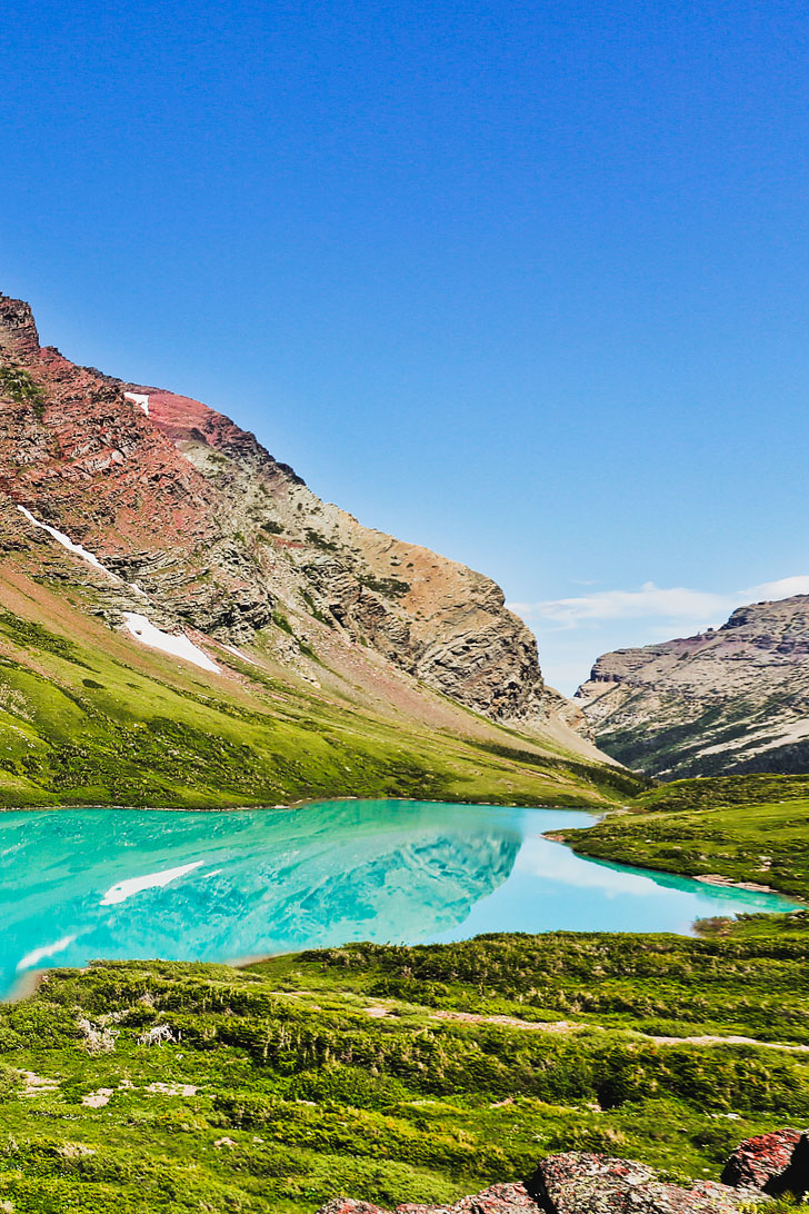 Cracker Lake, Glacier National Park + 101 Breathtaking Things to Do in Montana for Anyone Who Craves Adventure // Local Adventurer #montana #adventure
