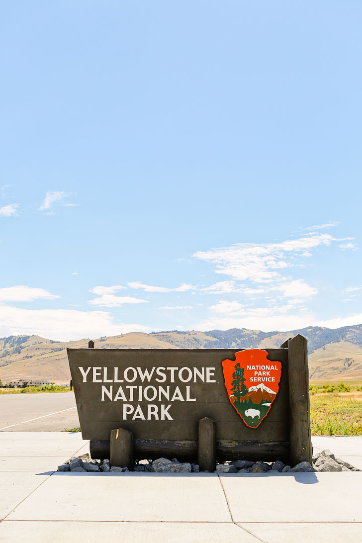 Yellowstone National Park + 101 Things to Do in Montana for Anyone Who Loves the Outdoors // Local Adventurer #montana #outdoors