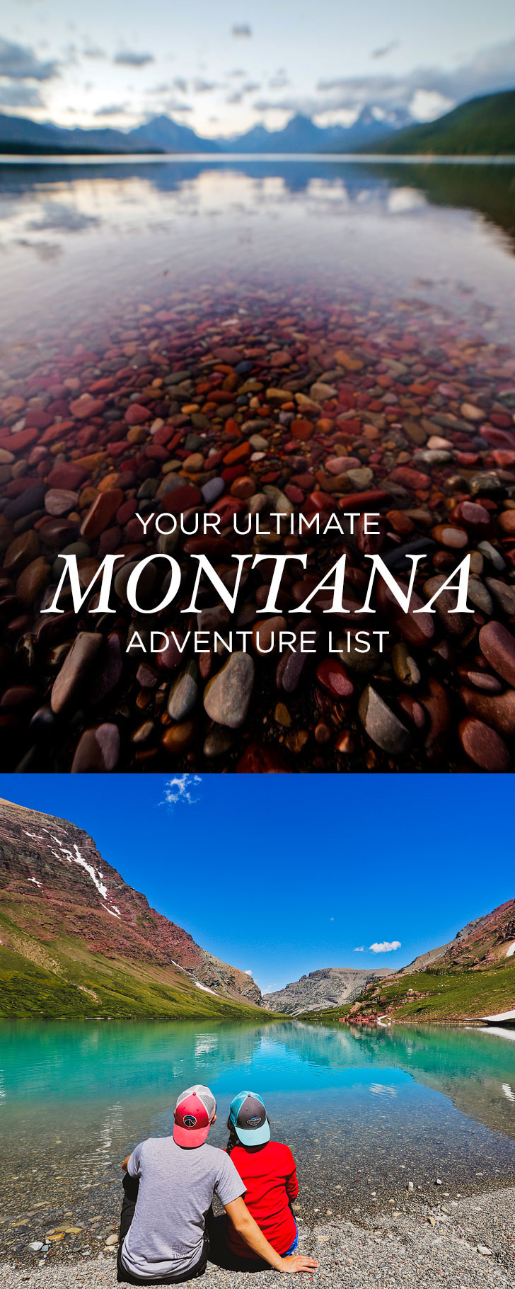 101 Places to Visit in Montana for Anyone Who Loves the Outdoors // Local Adventurer #montana #montanamoment