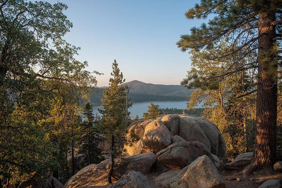 Castle Rock Trail Big Bear Hiking Trails