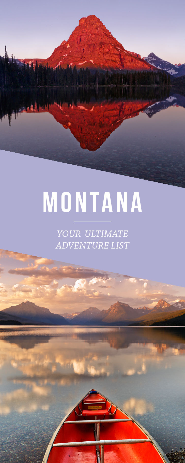 Your Ultimate Montana Bucket List for Adventurers // Local Adventurer #montana #bucketlist