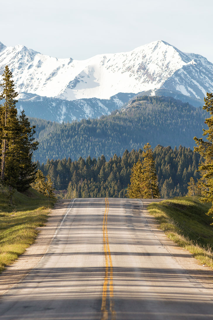 The Most Amazing Scenic Drives in Montana - Go on a Montana road trip to see the most beautiful landscapes in the US // Local Adventurer #montana #montanamoment #roadtrip