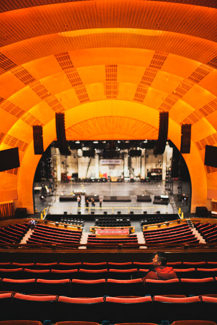 Radio City Music Hall Stage Door Tour + Best Things to Do in Rockefeller Center // Local Adventurer