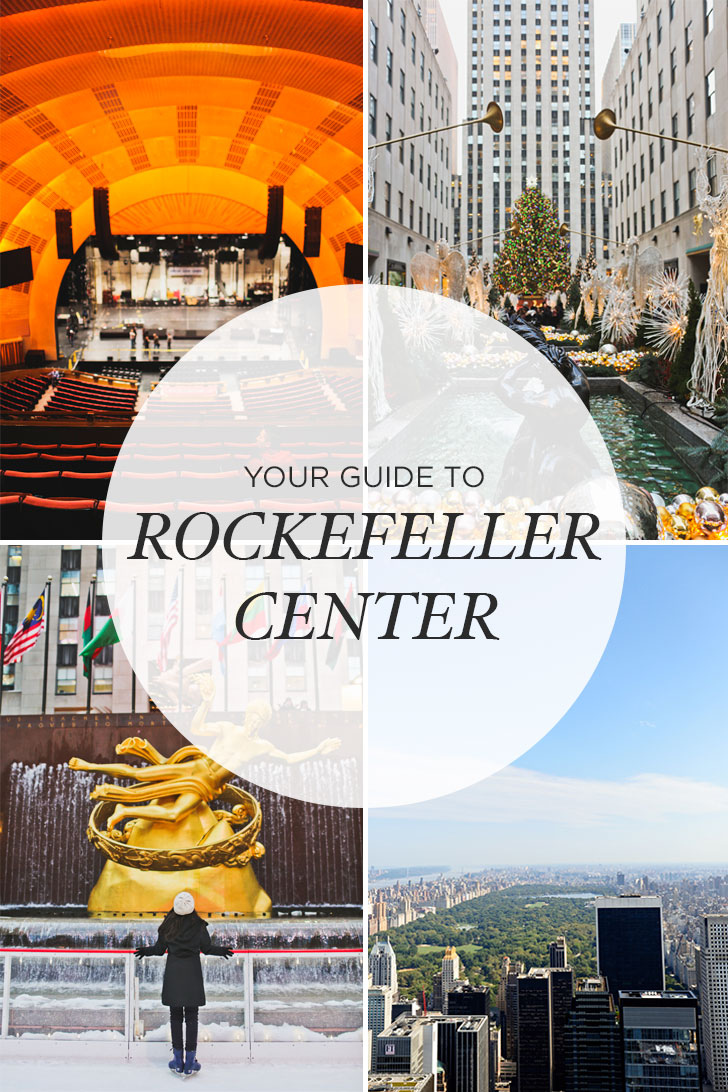 9 Amazing Things to Do in Rockefeller Center // Local Adventurer