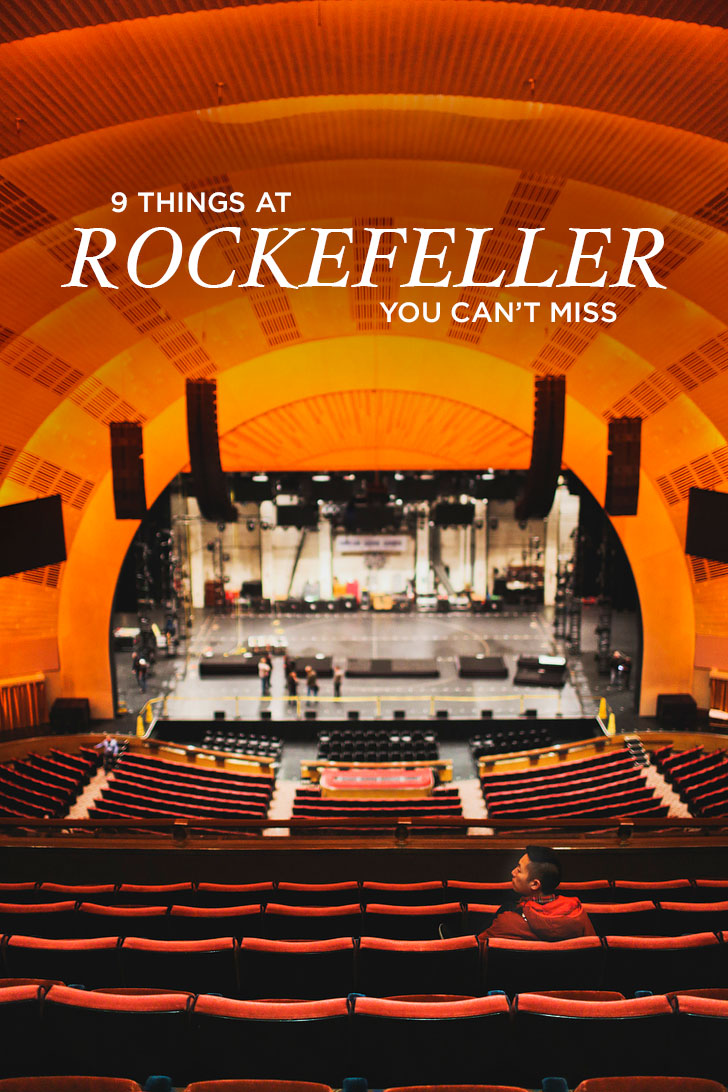Your Guide to Rockefeller Center Attractions // Local Adventurer