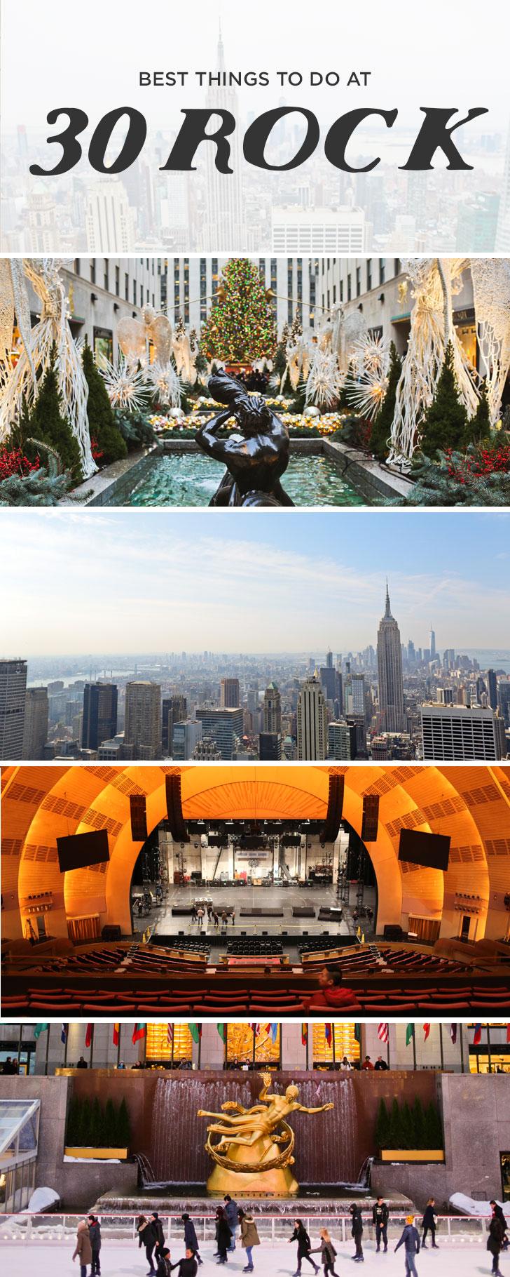The Top Things to Do in Rockefeller Center // Local Adventurer