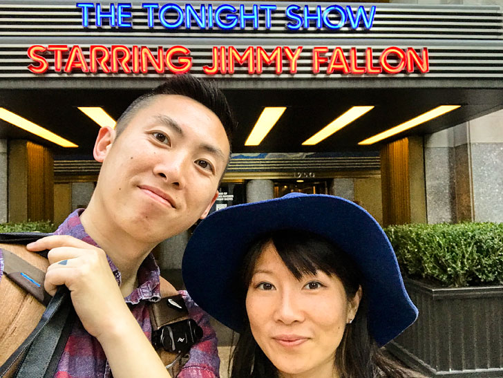 How to Get Tickets to the Tonight Show Starring Jimmy Fallon Taping + What to Do at Rockefeller Center // Local Adventurer
