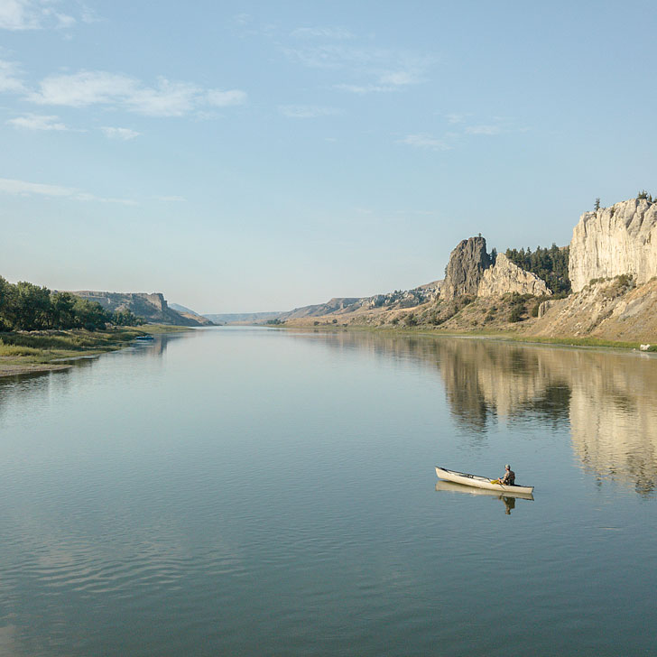 Upper Missouri River Breaks National Monument + 101 Things to Do in Montana for Anyone Who Loves Adventure // Local Adventurer #montana #montanamoment #adventure