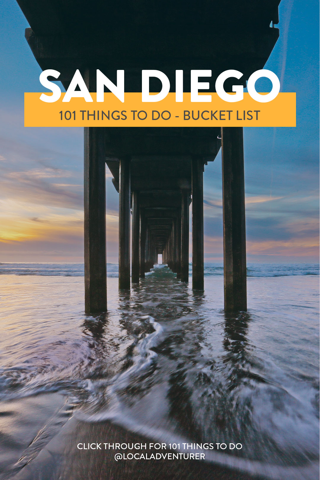 101 Things to Do in San Diego // Local Adventurer #sandiego #california