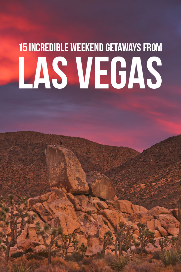 Amazing Weekend Getaways and Best Driving Trips from Las Vegas // Local Adventurer #roadtrip #lasvegas