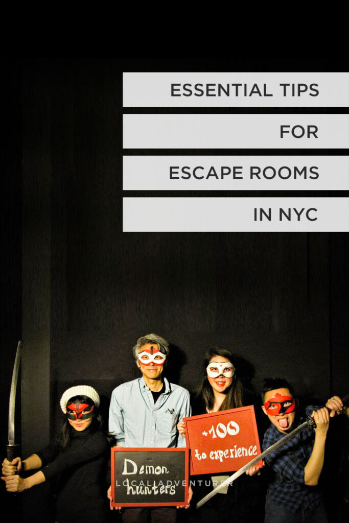 Best New York City Escape Rooms