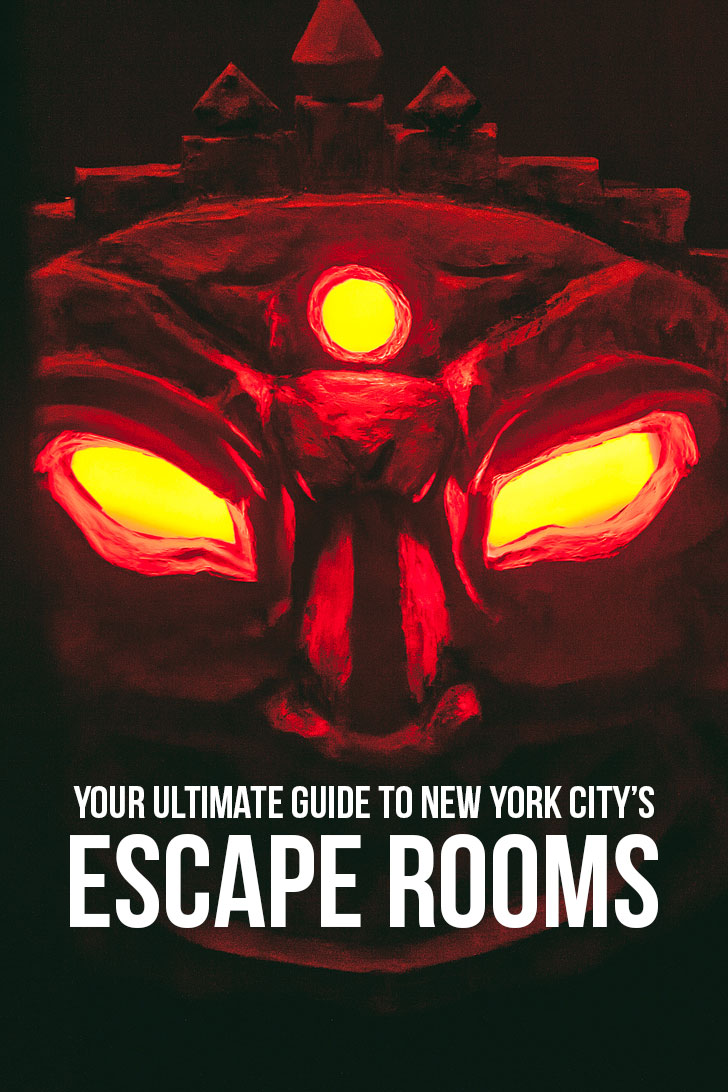 The Best Escape the Room NYC Games // Local Adventurer #nyc #newyork #newyorkcity