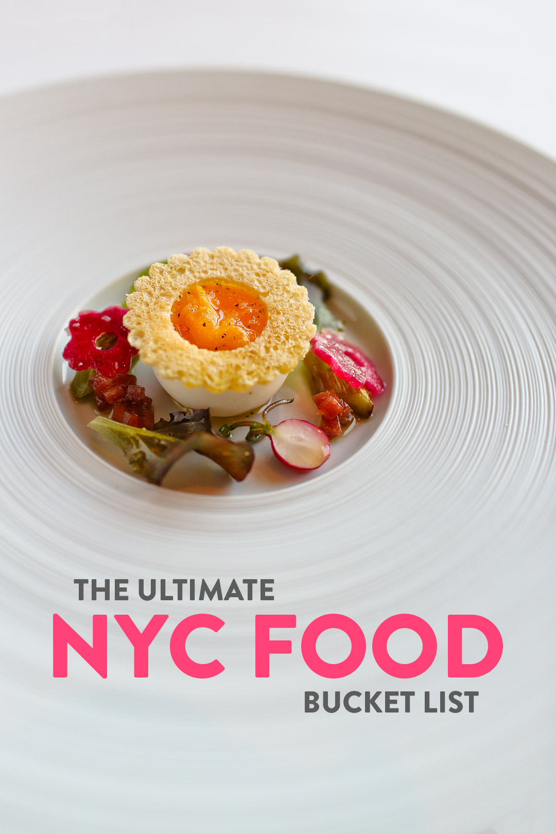 99 Best Places to Eat in NYC Food Bucket List