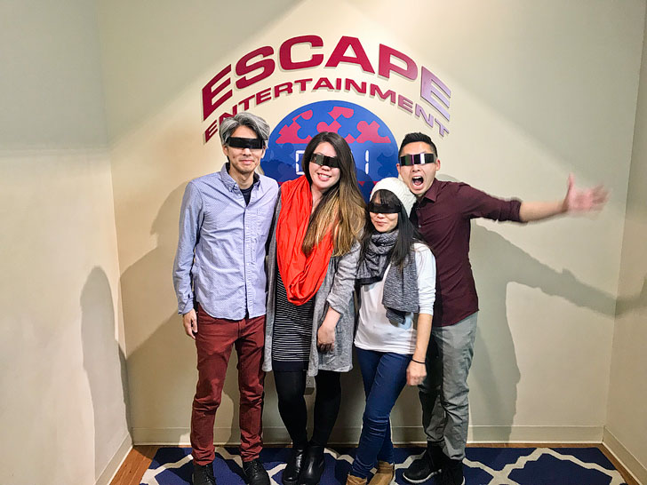 Escape Entertainment + Your Guide to the Best Escape Rooms in New York City // Local Adventurer #newyork #nyc