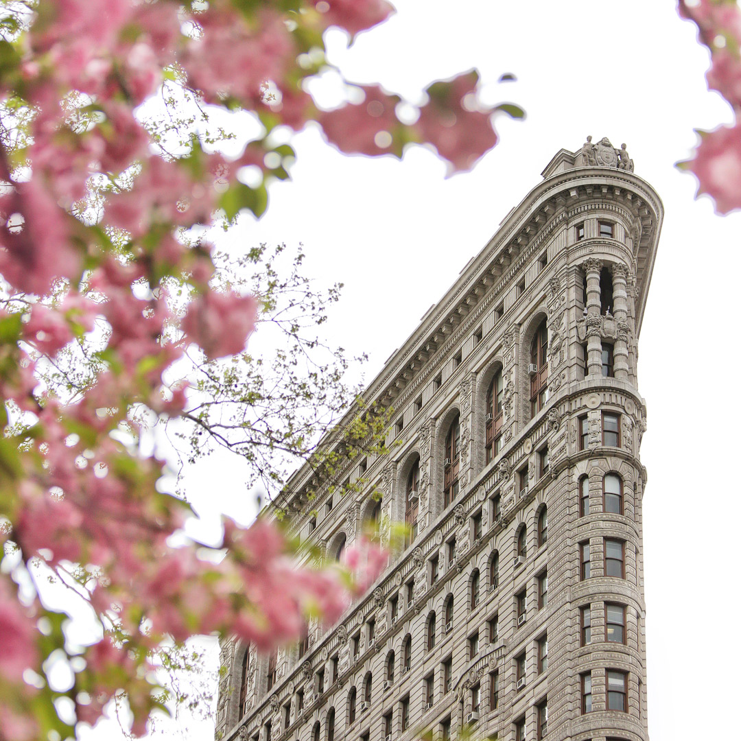 The Flatiron Building + Your Ultimate NYC Bucket List - 101 Things to Do in New York City