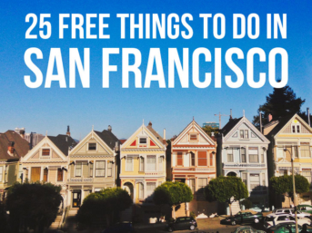 25 Free Activities in San Francisco // Local Adventurer #sanfrancisco #sf #california