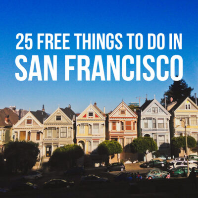 25 Free Activities in San Francisco // Local Adventurer #sanfrancisco #sf #california