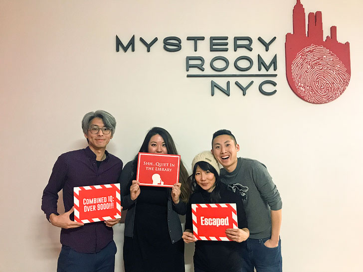 Mystery Room NYC + Your Ultimate Guide to NYC Escape Rooms // Local Adventurer #nyc #newyork #newyorkcity