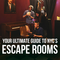 Your Guide to the Best NYC Escape Rooms