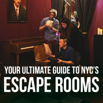 Your Ultimate Guide to NYC Escape Rooms - Find out which ones are worth your time // Local Adventurer #nyc #newyork #newyorkcity