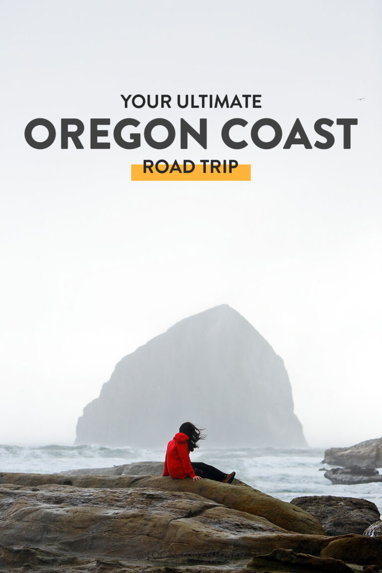 Oregon Coast Road Trip Guide - All the Best Stops